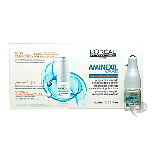 L'Oreal Professional Aminexil Advanced – Le Fiale Roll-On Più Pratiche